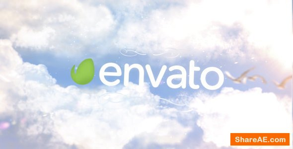 Videohive Fly with us - Sky Intro