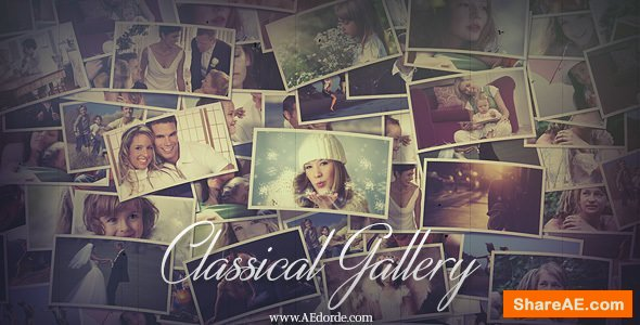 Classical Gallery 14330960 Videohive