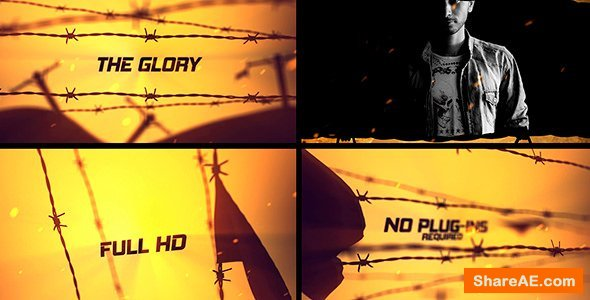Videohive The Glory