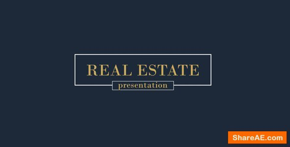 Videohive Real Estate Promotion