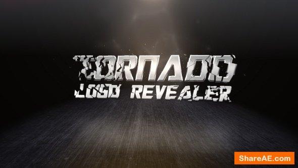 Videohive Tornado Logo Revealer