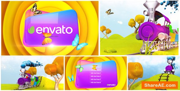 Videohive Kids TV Show
