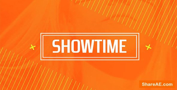 Videohive Showtime 15273767