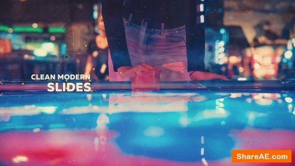 Videohive Clean Modern Slides