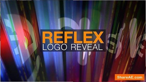 Videohive Reflex Logo Reveal