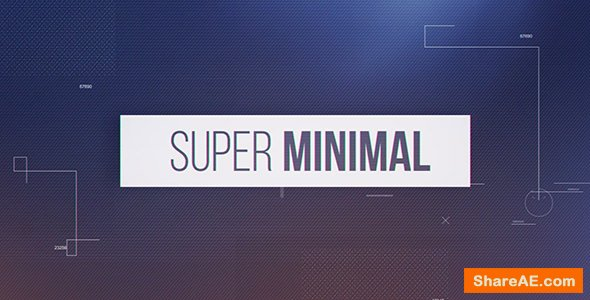 Videohive Super Minimal