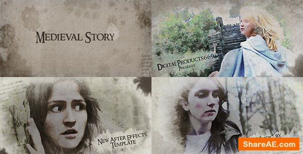 Videohive Medieval Story