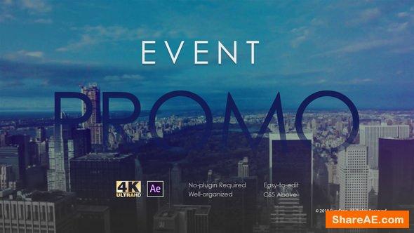 Videohive Event Promo 22136503