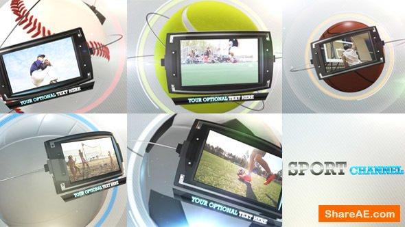 Videohive Sport Channel