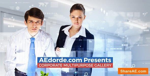 Videohive Corporate Multipurpose Gallery