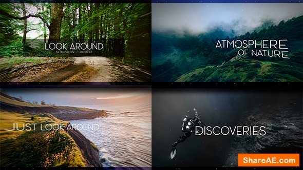Videohive Look Around