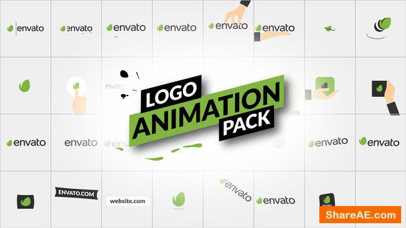 Videohive Logo Animation Pack 21870287