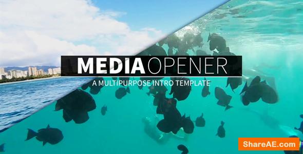 Videohive Media Opener 12009554
