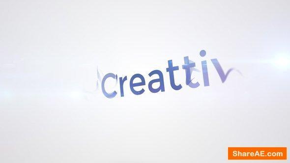 Videohive Clean Elegant Rotation Logo