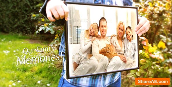 Videohive Our Family Holiday