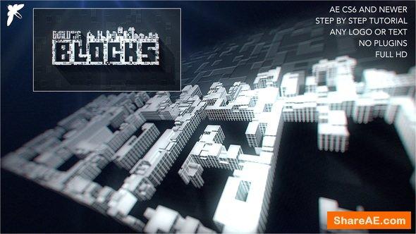 Videohive City Build Logo