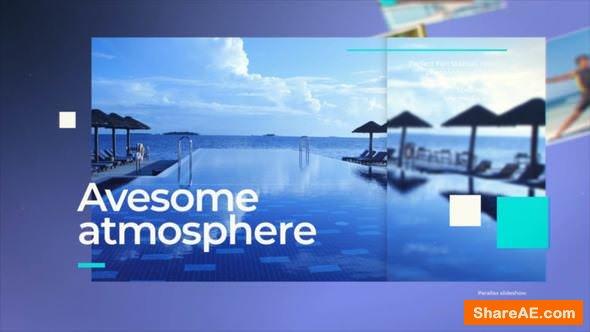 Videohive Intro slideshow for hotel