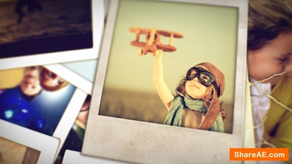 Videohive Our Beautiful Memories 2
