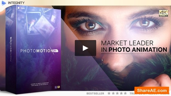 Videohive Photo Motion - 3D Photo Animator