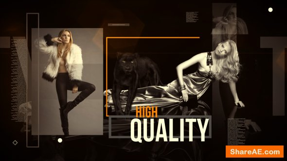 Videohive Elegance Fashion