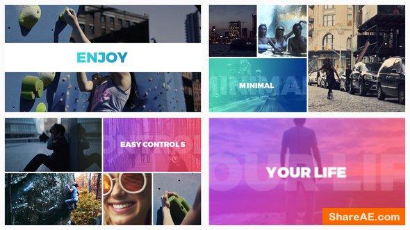 Videohive Modern Slideshow 21893745