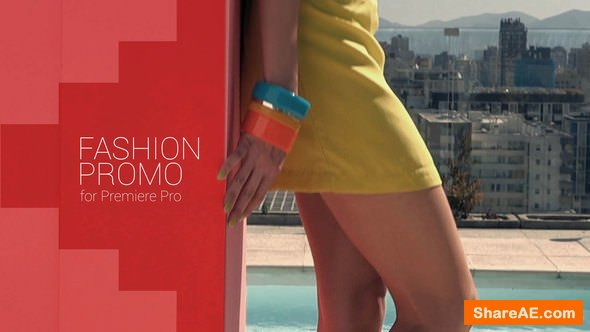 Videohive Fashion Promo | For Premiere PRO
