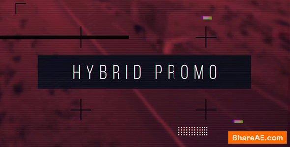 Videohive Hybrid Promo