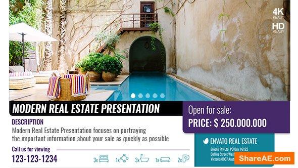 Videohive Modern Real Estate Presentation