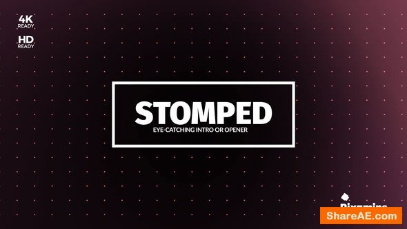Videohive Stomped Opener