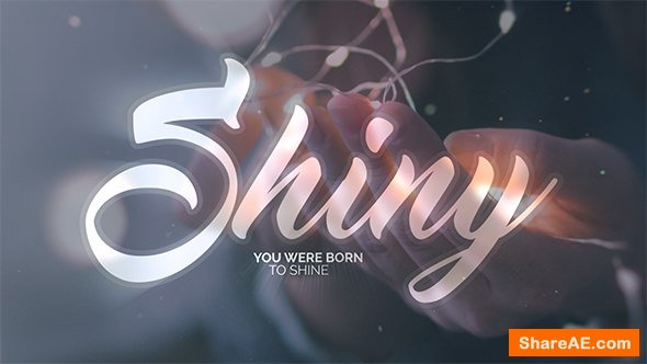 Videohive Shiny Slideshow