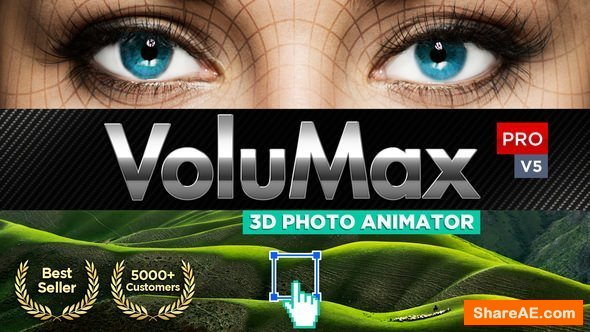 VoluMax - 3D Photo Animator v5 Pro - Videohive