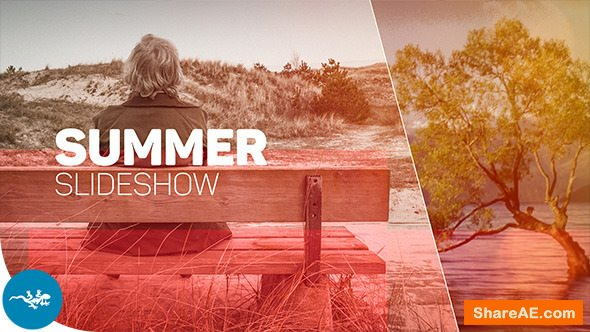 Videohive Summer Slideshow 12352907
