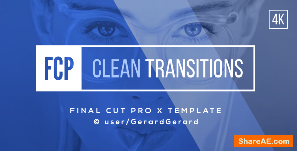 Videohive Transitions Pack - FCPX