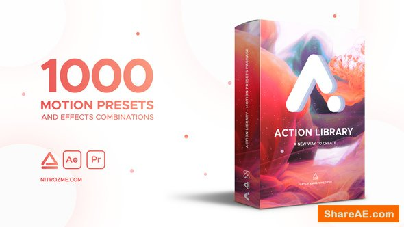 Videohive Action Library - Motion Presets Package