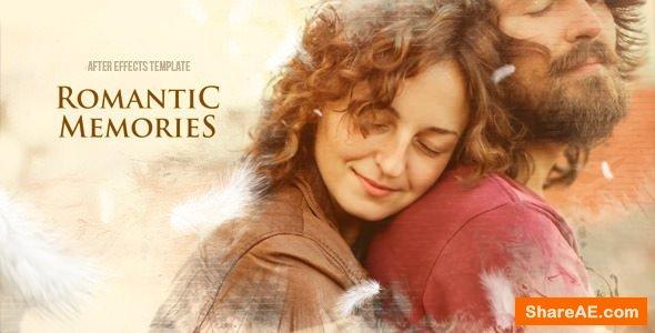 Videohive Romantic Memories