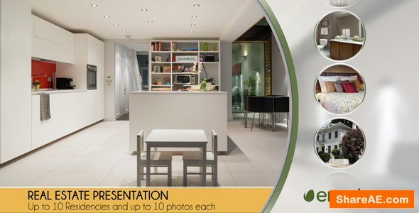 Videohive Real Estate Presentation 9910613