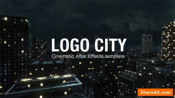 Videohive Logo City