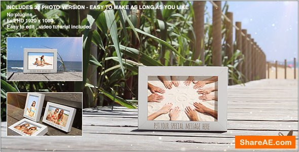 Videohive Boardwalk Slideshow