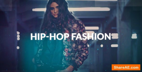 Videohive Hip Hop Fashion