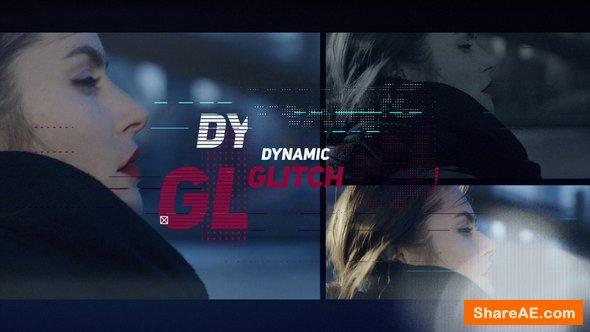 Videohive Dynamic Glitch