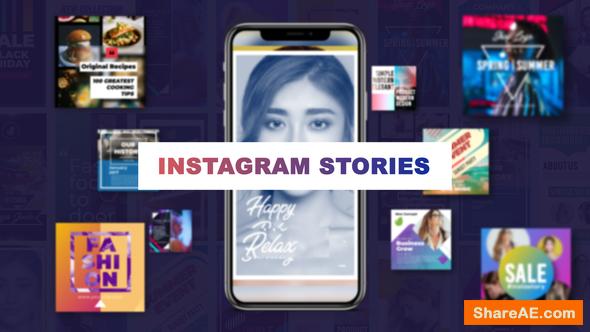 Videohive Stylish Insta Stories