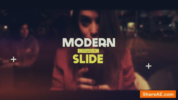Videohive Modern Dynamic Slide