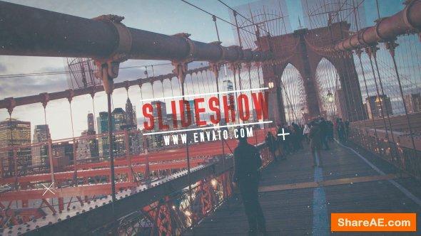 Videohive Glitch Slideshow 15002499