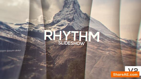 Videohive Rhythm Slideshow