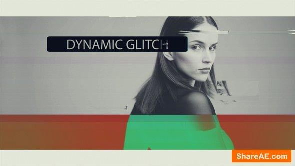 Videohive Dynamic Glitch 16636755