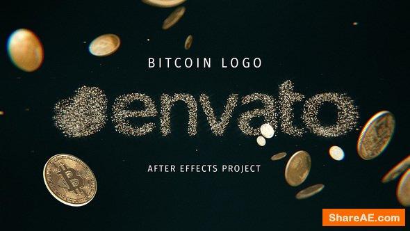 Videohive Bitcoin Logo