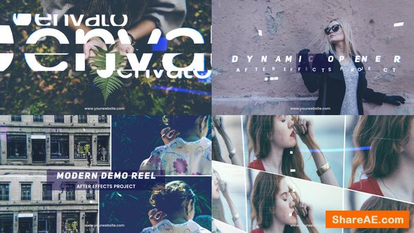 Videohive Site Showcase Reel on Modern Cellphone » free