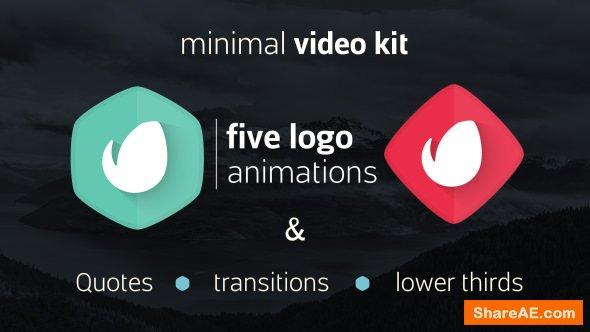 Videohive Simple Minimal Video Kit