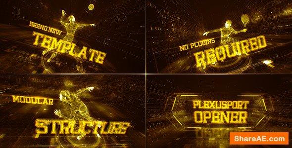 Videohive Plexus Sport Opener