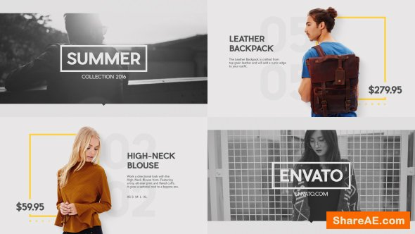 Videohive Fashion Market 15896163